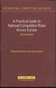 Practical Guide to National Competition - cover